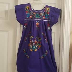 Other - Authentic Mexican dress